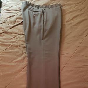 Calvin Klein Mens Rayon Dress Pants